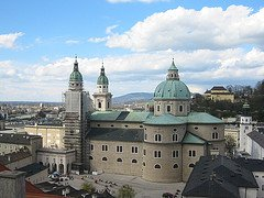 Salzburg tours, sights and activities