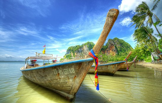Krabi tours, sights and activities