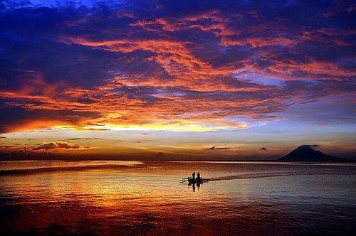 Manado tours, sights and activities