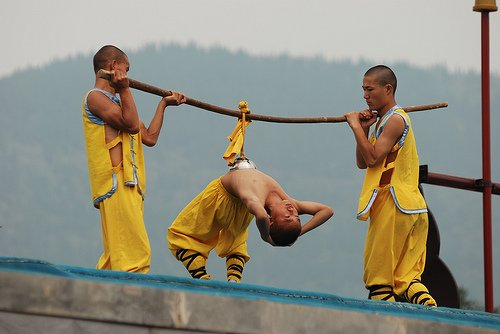 5D4N China Henan Shaolin Temple