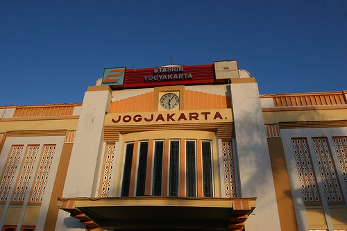 Yogyakarta tours, sights and activities
