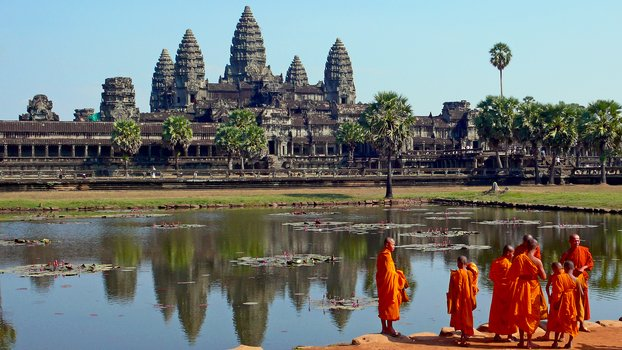 9D8N Vietnam Cambodia Vacation
