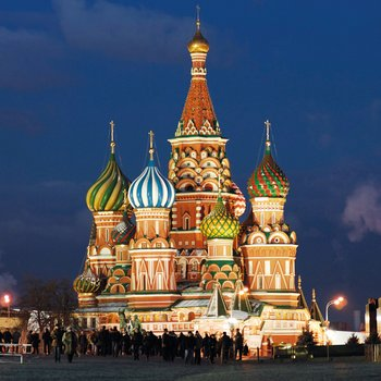 Moscow tours, sights and activities