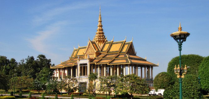 Phnom Penh tours, sights and activities